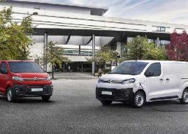 Citroën presenta la Citroën ë Jumpy que llegará en el segundo semestre de 2020