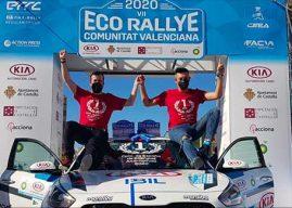 Eneko Conde logra su quinto título en el Campeonato de España de Energías Alternativas