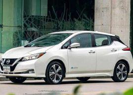 Una década de evolución eléctrica con el Nissan LEAF