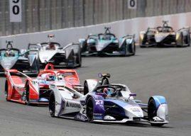 Jake Dennis gana con BMW su primera carrera de la Fórmula E